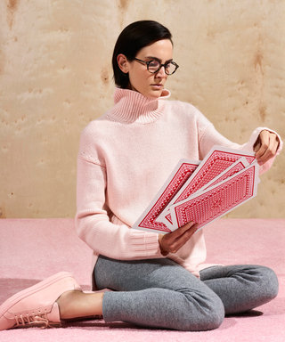 Everlane's Opening Ceremony Collaboration Is What Cozy Sweater Dreams Are Made of