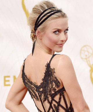 5 Times Julianne Hough Made Hair Accessories Work