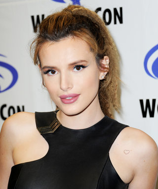 Bella Thorne's Back Tattoo Is Heavenly