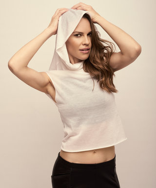 Hilary Swank Is Redefining 'Athleisure' with Her New Clothing Line