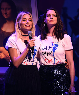 Anne Hathaway, Sarah Jessica Parker, and More Broadway Stars Belt It Out for Hillary Clinton Fundraiser