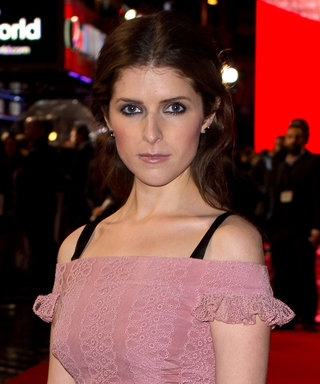 Anna Kendrick Is Pretty in Pink at London Premiere of The Accountant