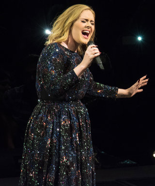 Adele's Partner Replaces Her Concert Confetti with Love Notes for Their Anniversary