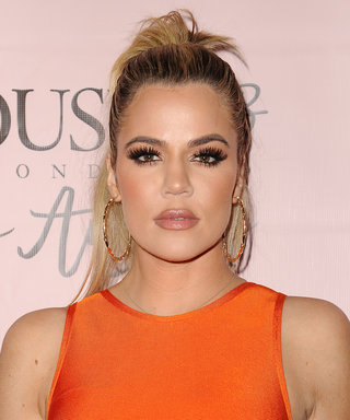 Khloé Kardashian's Favorite Post-Workout Face Wash