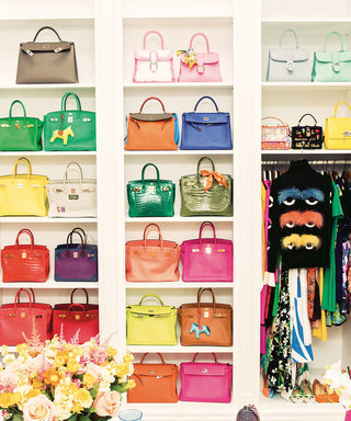 Take a Tour of the Most Insane Closets in the World with the Coveteur's New Book