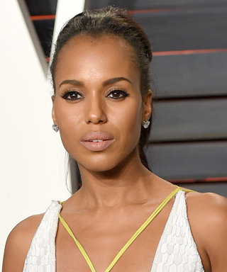 Kerry Washington's Top 5 Red Carpet Looks of 2016