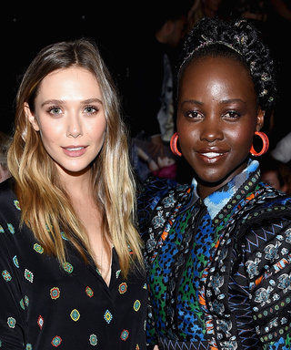 Lupita Nyong'o and Elizabeth Olsen Pose Together—and 8 Other Things to Know About the Crazy Kenzo x H&M Runway Show