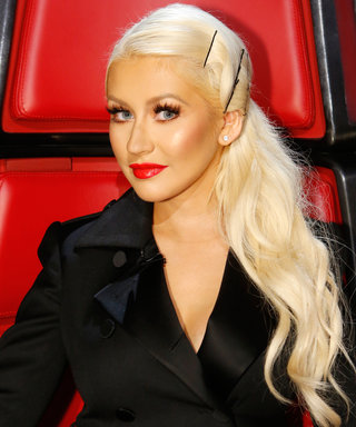 Christina Aguilera's Pink Hair Is Serving Up Serious Unicorn Realness