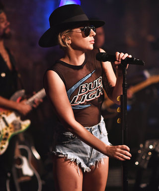 Lady Gaga's N.Y.C. Dive Bar Tour Stop Proves She's the Ultimate Rock Star