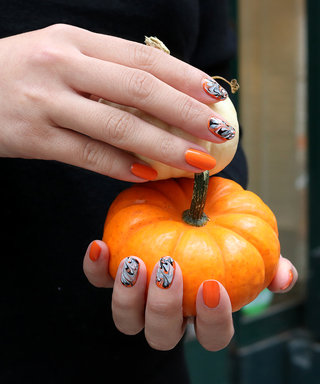 See Exactly How to Nail This Non-Cheesy Halloween Manicure