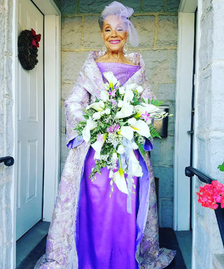 This 86-Year-Old Grandma Slayed on Her Wedding Day