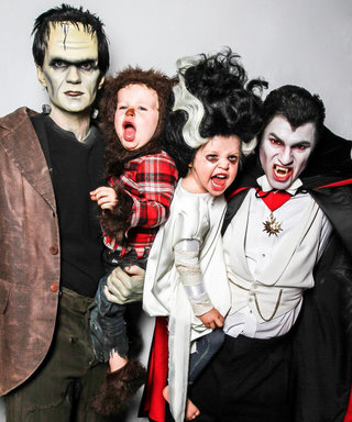 Get Inspired by the Best Celeb Family Halloween Costumes