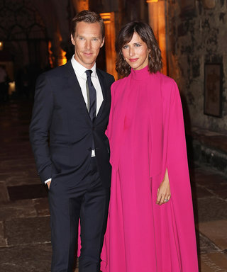 Benedict Cumberbatch's Pregnant Wife Sophie Hunter Glows at the Doctor Strange London Premiere