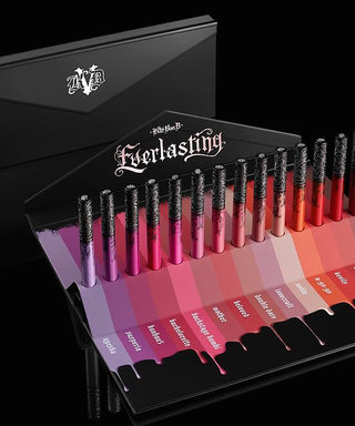 The Kat Von D Liquid Lipstick Collector's Edition Is a Miraculous Sight to Be Seen