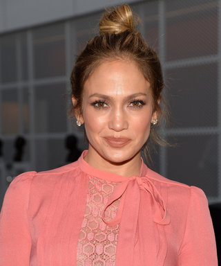 Jennifer Lopez Posts an Adorable Throwback of Teen Wolf's Tyler Posey