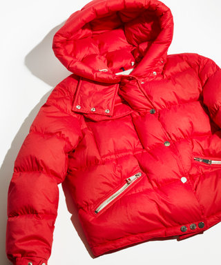 Shop theFall Coat Trend: TheQuilted Puffer
