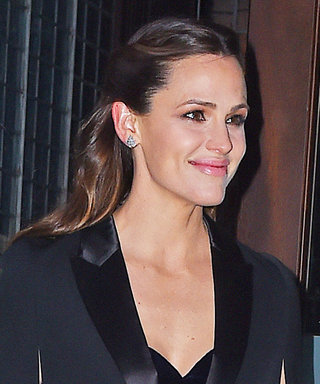 Jennifer Garner Is a Modern-Day Superwoman in a Chic Givenchy Tuxedo Cape