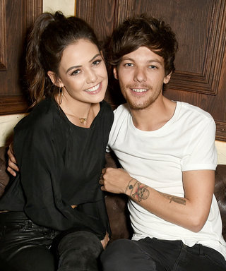 Louis Tomlinson Has a Cozy Date Night with Danielle Campbell at His Sister's Beauty Line Launch Party