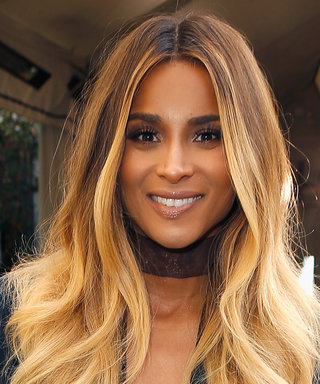 LOS ANGELES, CA - OCTOBER 26:  Singer Ciara at the CFDA/Vogue Fashion Fund Show and Tea presented by kate spade new york at Chateau Marmont on October 26, 2016 in Los Angeles, California.  (Photo by Jeff Vespa/Getty Images for CFDA/Vogue )