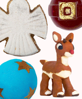 You NEED to See Lush's New Holiday Bath Bomb Collection