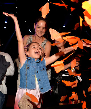 See Katie Holmes and Suri Cruise's Cutest Mother-Daughter Moments