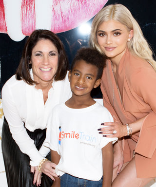 "Kylie Jenner Donates Almost $160,000 from Her ""Smile"" Lip Kit Sales to Fund Children's Cleft Surgeries"