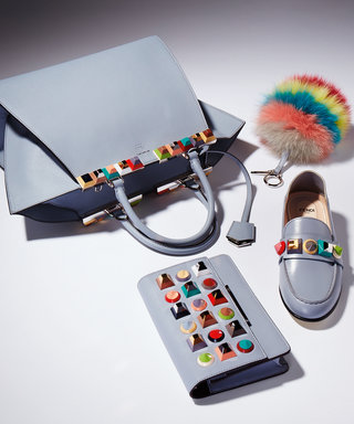 Saks Fifth Avenue's New Fendi Holiday Capsule Collection Is the Colorful Punch Your Wardrobe Needs