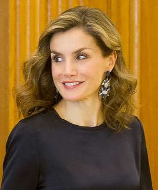 Queen Letizia Masters the Tuxedo Pant with This Easy-to-Replicate Look