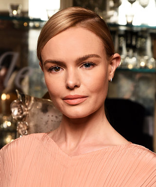 Kate Bosworth Gives an Artful Spin on the Little Pink Dress in New York City