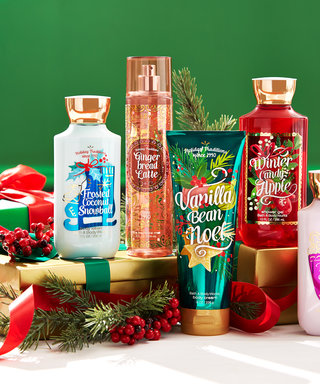 The Number of Products Bath & Body Works Is Launching for Holiday Will Blow Your Mind