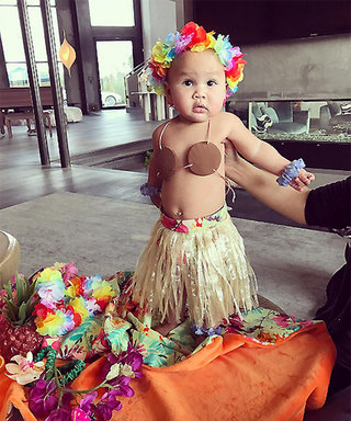 See All 8 of Baby Luna's Halloween Costumes
