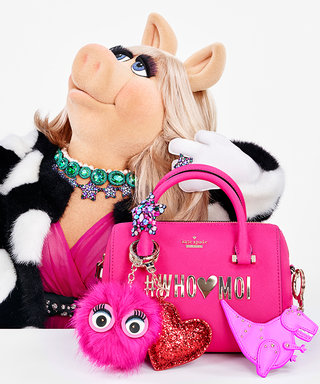 Miss Piggy Just Landed a Starring Role in the Coolest Fashion Campaign