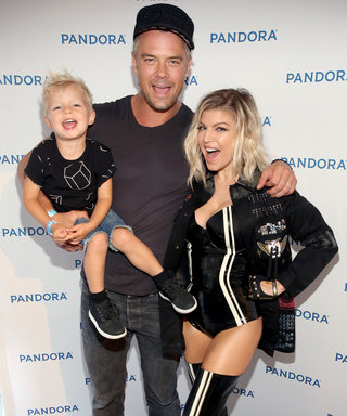 It's Fergie's Birthday! See Her Cutest Snaps with 3-Year-Old Son Axl