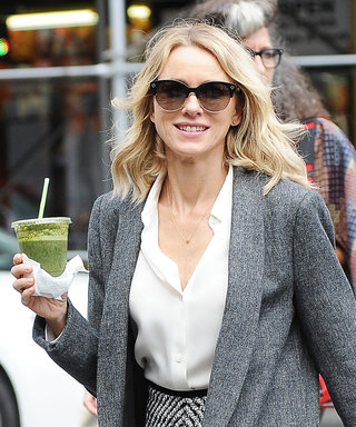 All the Celebrities Who Love Their Green Juice