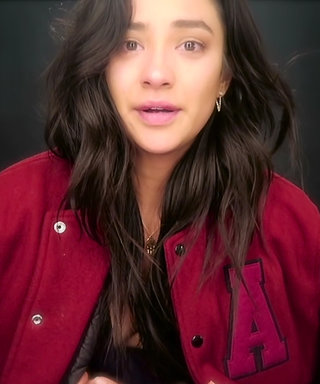 Shay Mitchell Cries in Her Pretty Little Liars Farewell Video