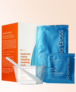 Winter Dryness Doesn't Stand aChance Against This Mask