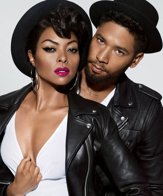 Taraji P. Henson and Jussie Smollett Have The Fiercest MAC Campaign Ever
