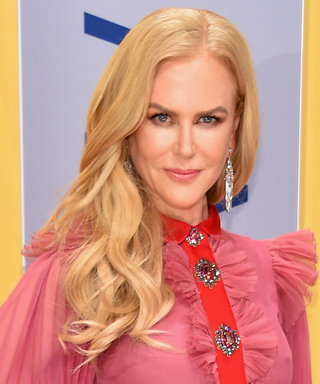 Nicole Kidman Is a Prairie Goddess in Her Dreamy Pink CMAs Look