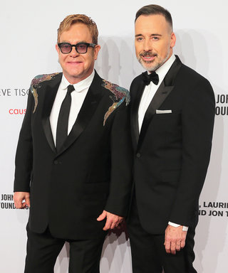 Elton John and More Stars Out to Support AIDS Foundation's 15th Annual Gala