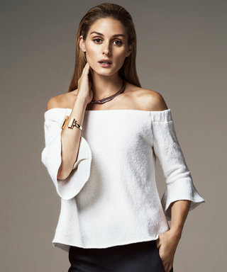 We're Going to Copy All of Olivia Palermo's Holiday Outfits for Banana Republic