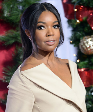 Gabrielle Union Wears the Coolest Take on a Tuxedo Dress We've Ever Seen