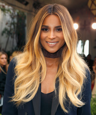 Ciara and Her Budding Baby Bump Film New Music Video on the Streets of N.Y.C.