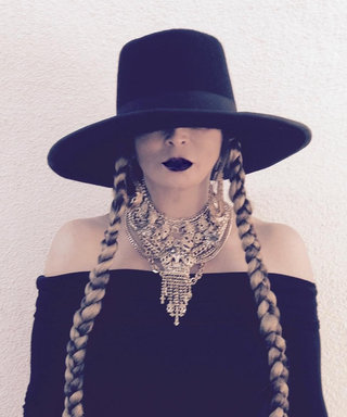 Tina Knowles Dressed Up as Beyoncé and Solange and the Results Are #Flawless