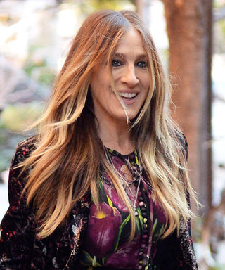 Sarah Jessica Parker Channels Carrie Bradshaw in an Autumn-Ready Coat