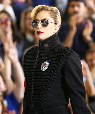 Lady Gaga Pays Tribute to the King of Pop in a One-of-a-Kind Jacket