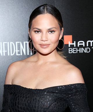 Chrissy Teigen's Ponytail Is Nothing Like Your Go-To Gym Style