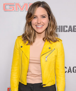 Sophia Bush Has an Amazing Reason for Wearing So Much Yellow This Fall