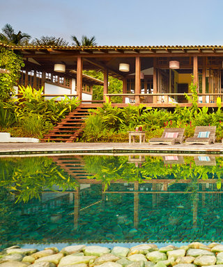Tour the Novogratz Design Duo's Breezy Brazilian Beach House