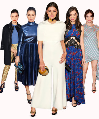 At 19, Hailee Steinfeld Has Already Proven She's a Red Carpet Pro