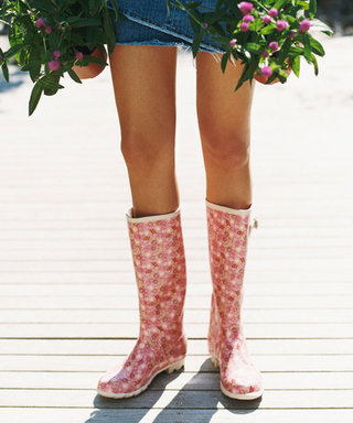 14 Rain Boots That Are Genuinely Cute